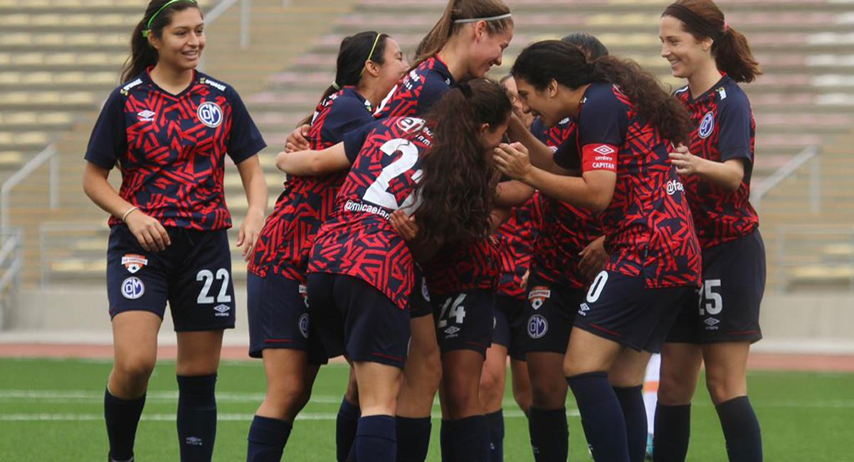 Fecha 9 de la Liga Femenina inicia este sábado 24 de julio. Foto: Twitter @ligafemfpf