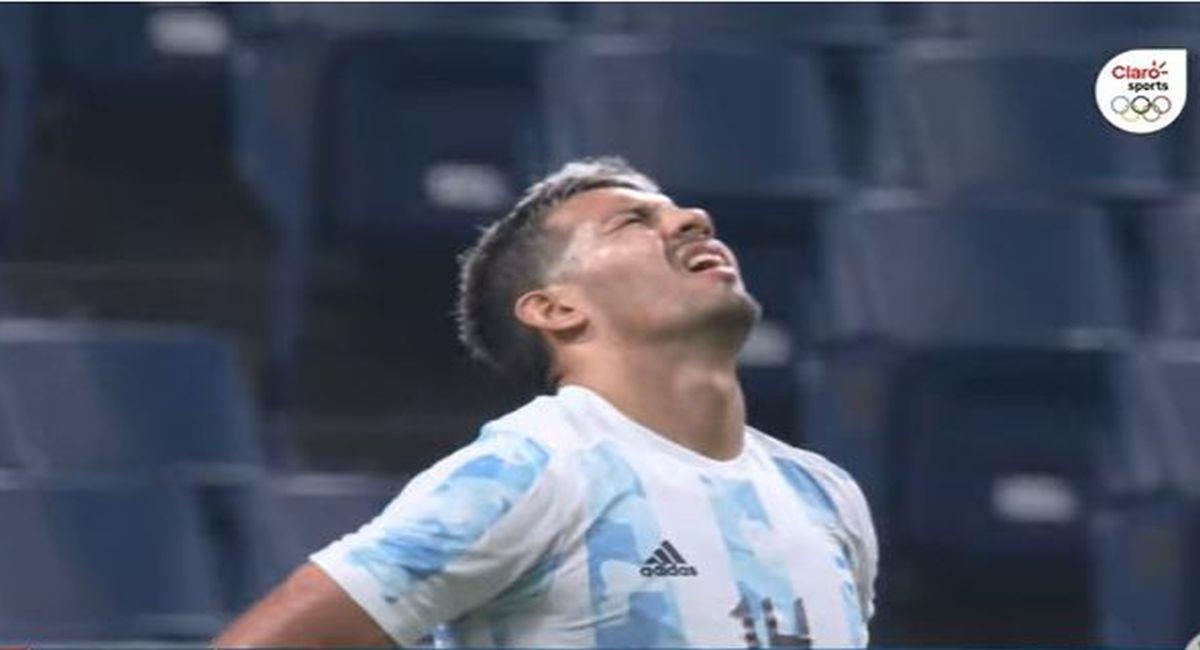 Argentina se despidió de forma prematura de Tokio 2020. Foto: Captura