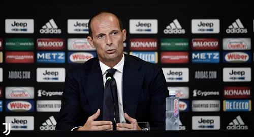 Allegri rechazó una oferta del Real Madrid