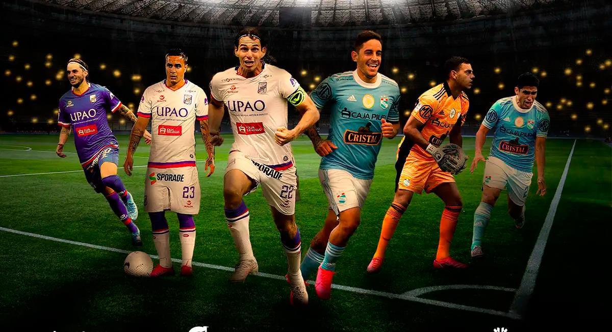 Sporting Cristal y Carlos Mannucci definirán la Copa Bicentenario. Foto: FPF
