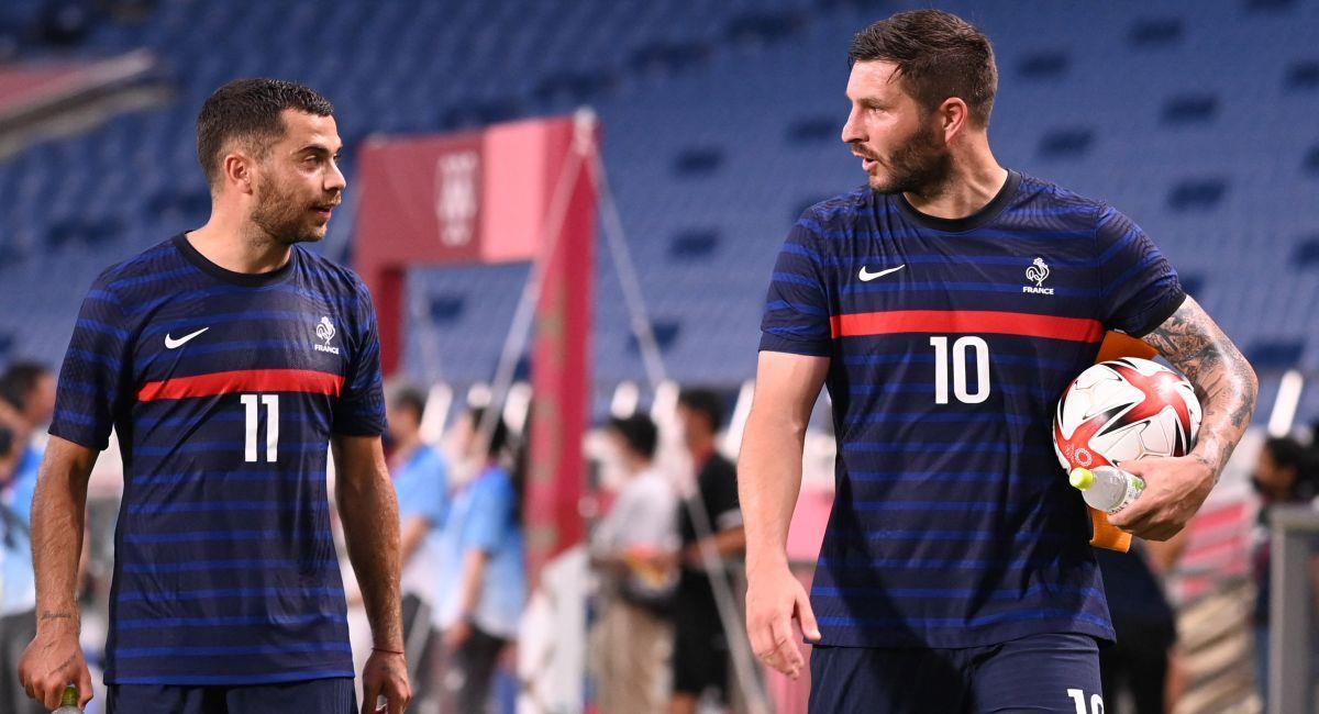 Francia, obligada a derrotar a Japón en Tokio 2020. Foto: Twitter Selección de Francia