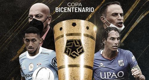 Sporting Cristal vs Carlos Mannucci: alineaciones confirmadas
