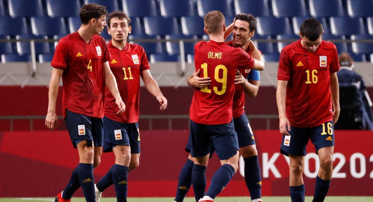 España es uno de los clasificados a cuartos de final de Tokio 2020. Foto: EFE