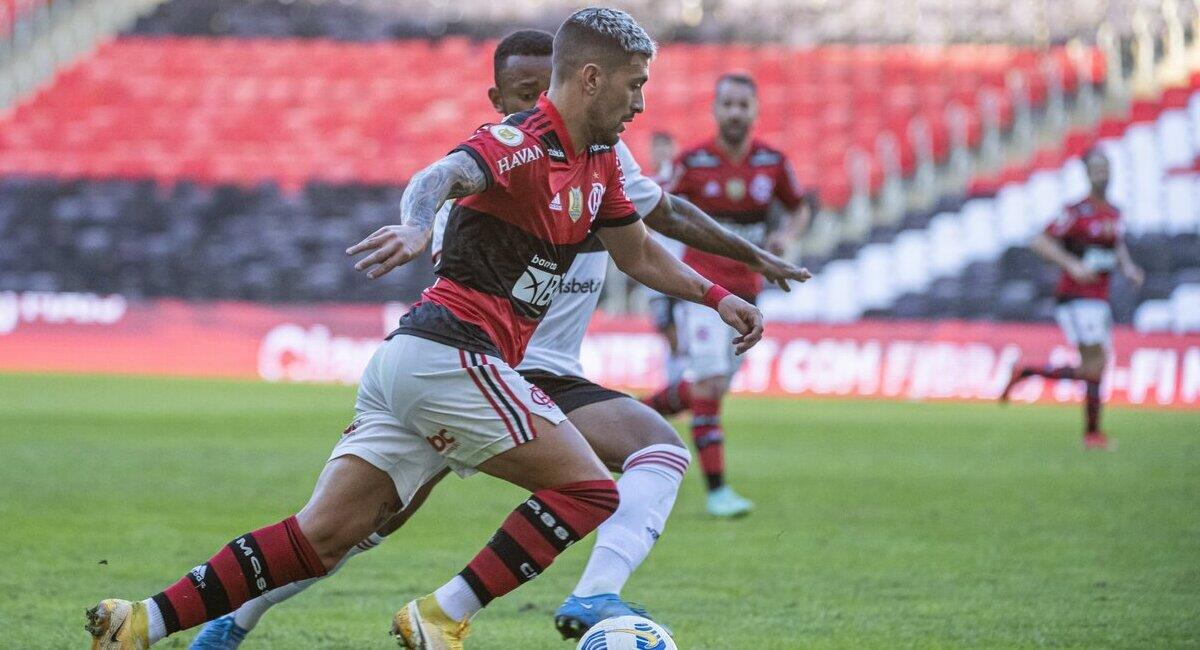 Flamengo tendrá acción este jueves. Foto: @Flamengo