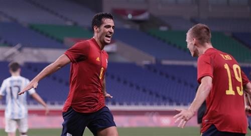 España es semifinalista en Tokio