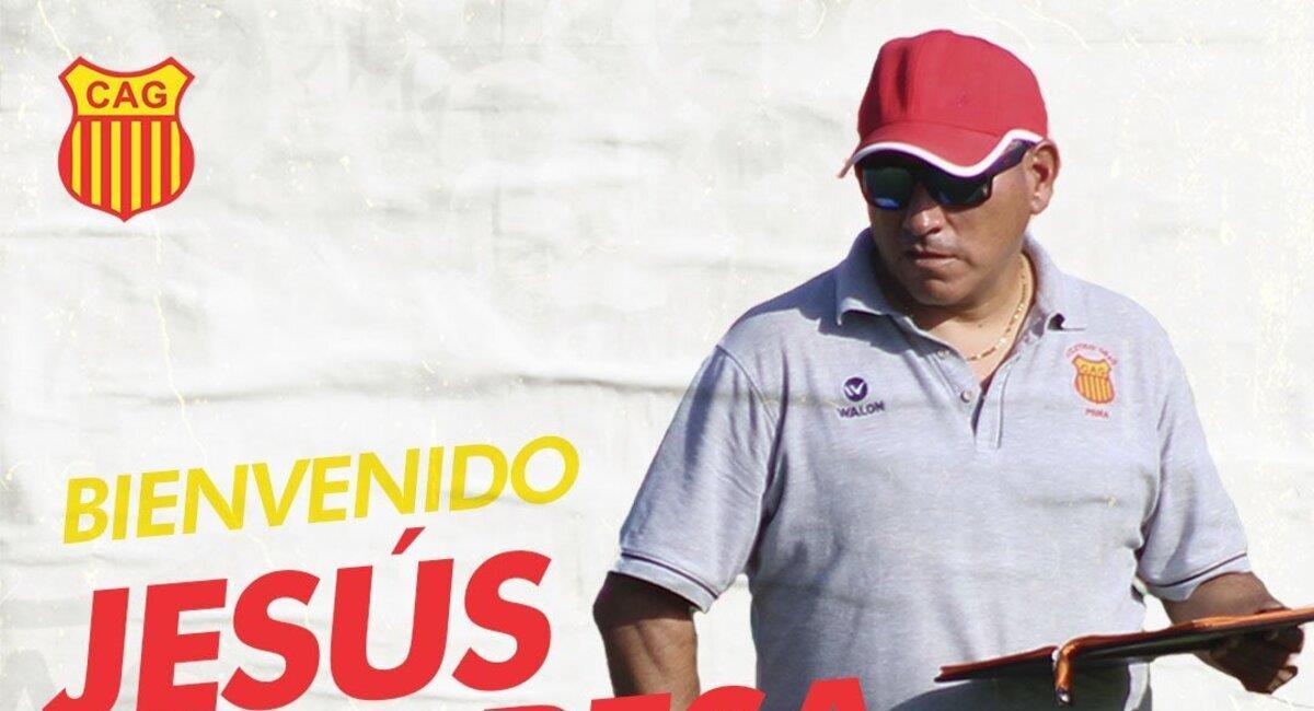 Jesús Oropesa. Foto: @Grau_Oficial