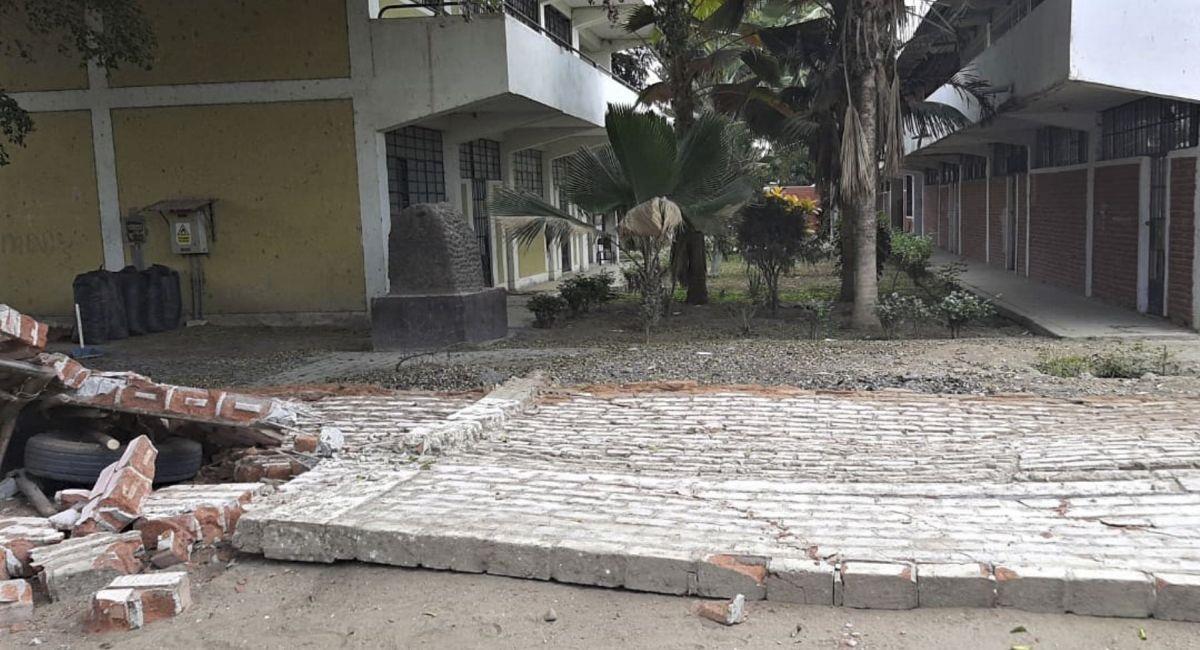 La ciudad de Sullana ha sido sacudida por temblores. Foto: Andina