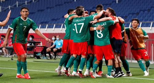 México logra la medalla de bronce