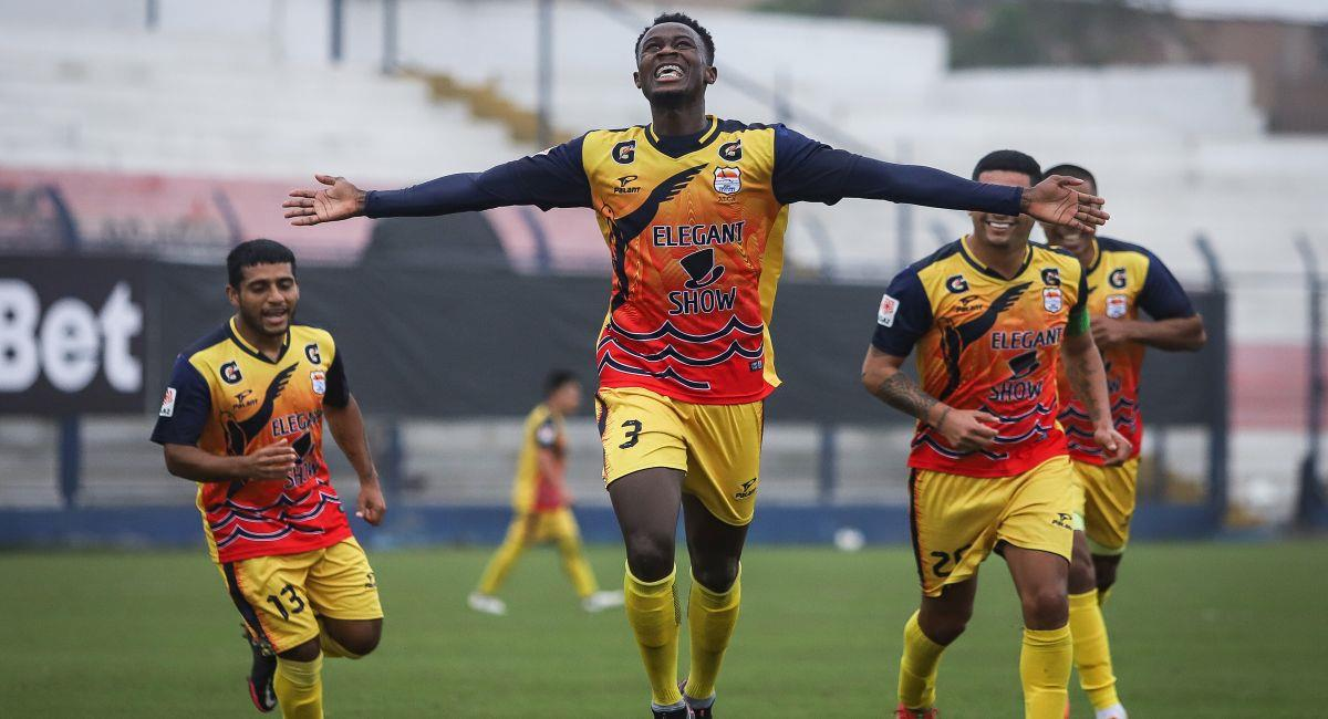 Chavelines ganó la Fase 1 de la Liga 2. Foto: FPF