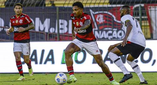 Flamengo presenta casos de COVID-19