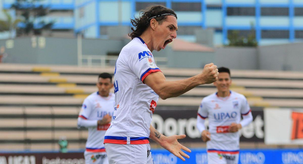 Carlos Mannucci sueña con ganar la Fase 2. Foto: FPF