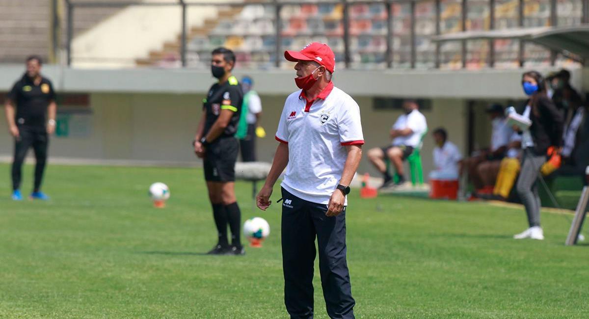 Marcelo Grioni es nuevo DT de Cusco FC. Foto: FPF