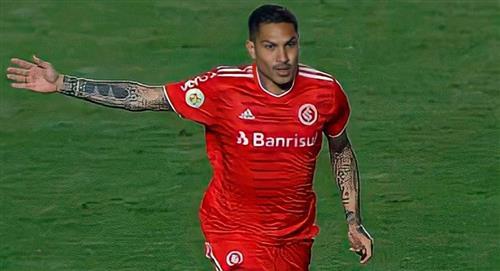 Guerrero jugó en empate de Inter