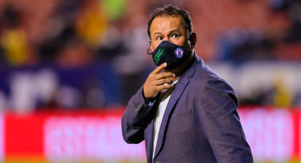 Reynoso dirigirá al equipo de la Liga MX All Stars. Foto: Twitter Cruz Azul