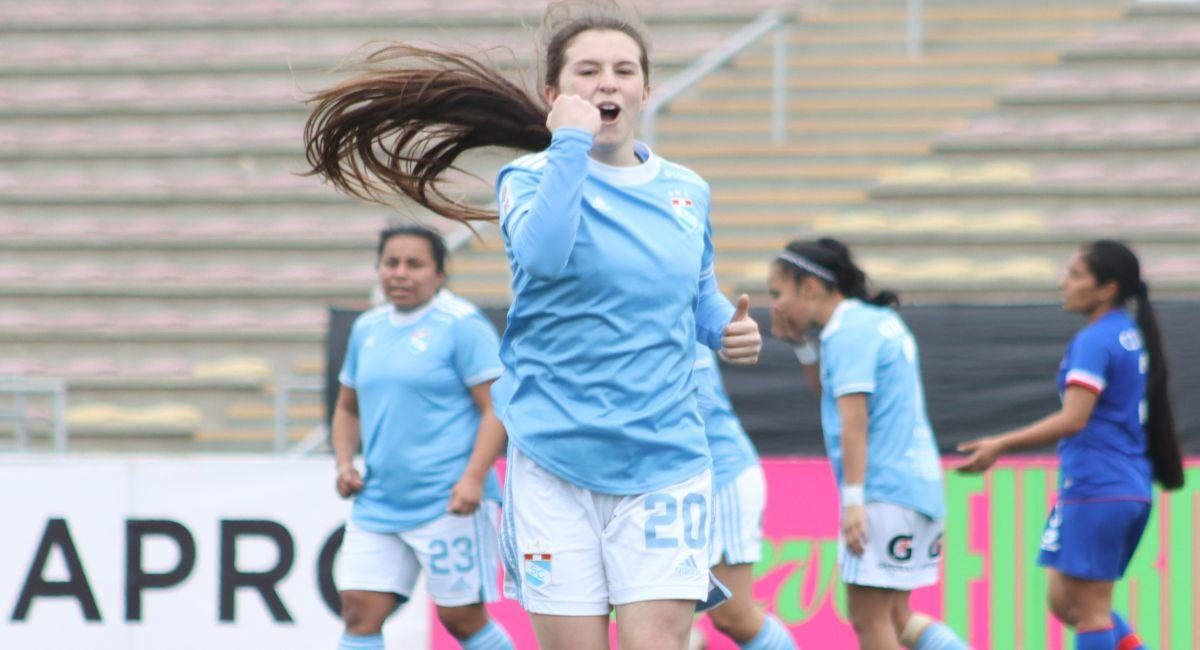 Sporting Cristal quiere ganar la Liga Femenina. Foto: FPF