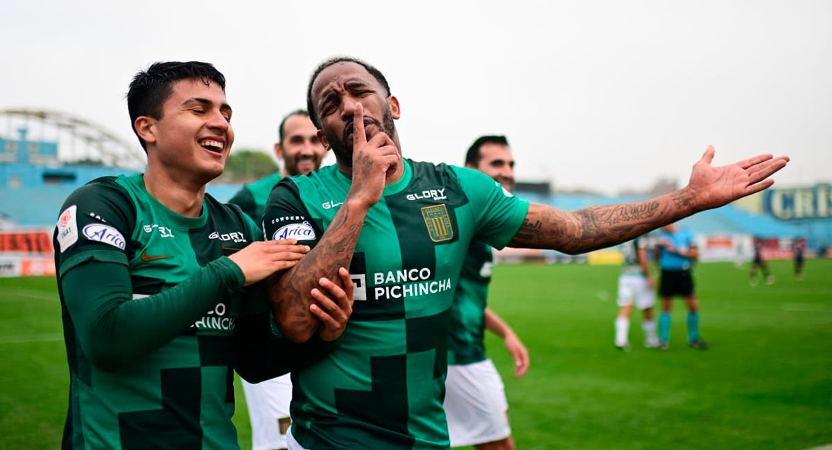 Alianza venció a Vallejo. Foto: FPF