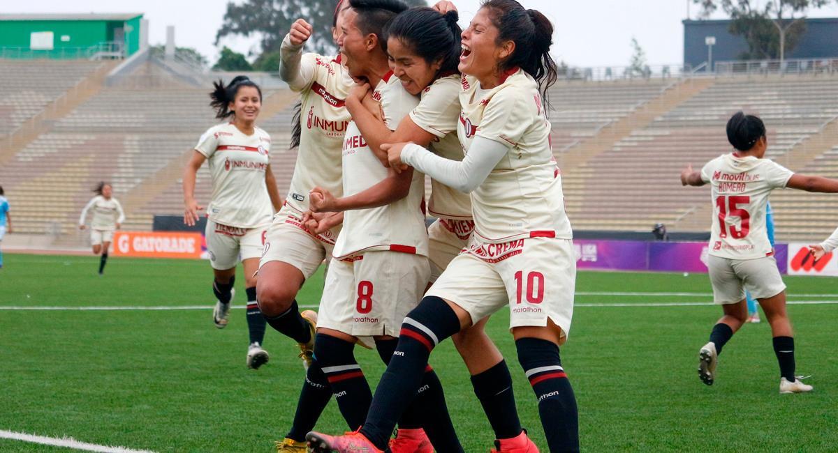 Scarleth Flores anotó el único gol en 78 minutos. Foto: FPF