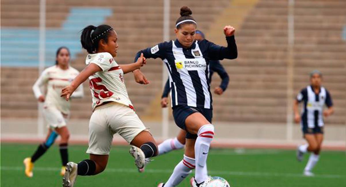 Alianza y Universitario definen a la campeona de la Liga Femenina. Foto: FPF Captura
