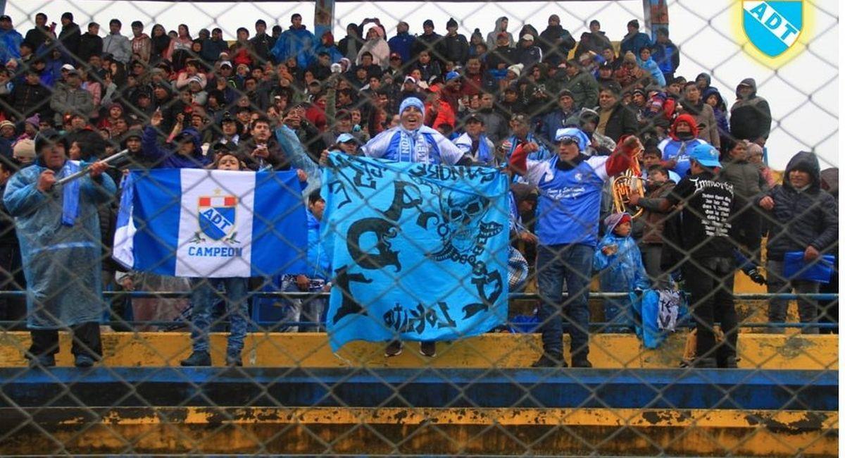 ADT de Tarma pidió jugar la Copa Perú 2021. Foto: Facebook Club ADT de Tarma