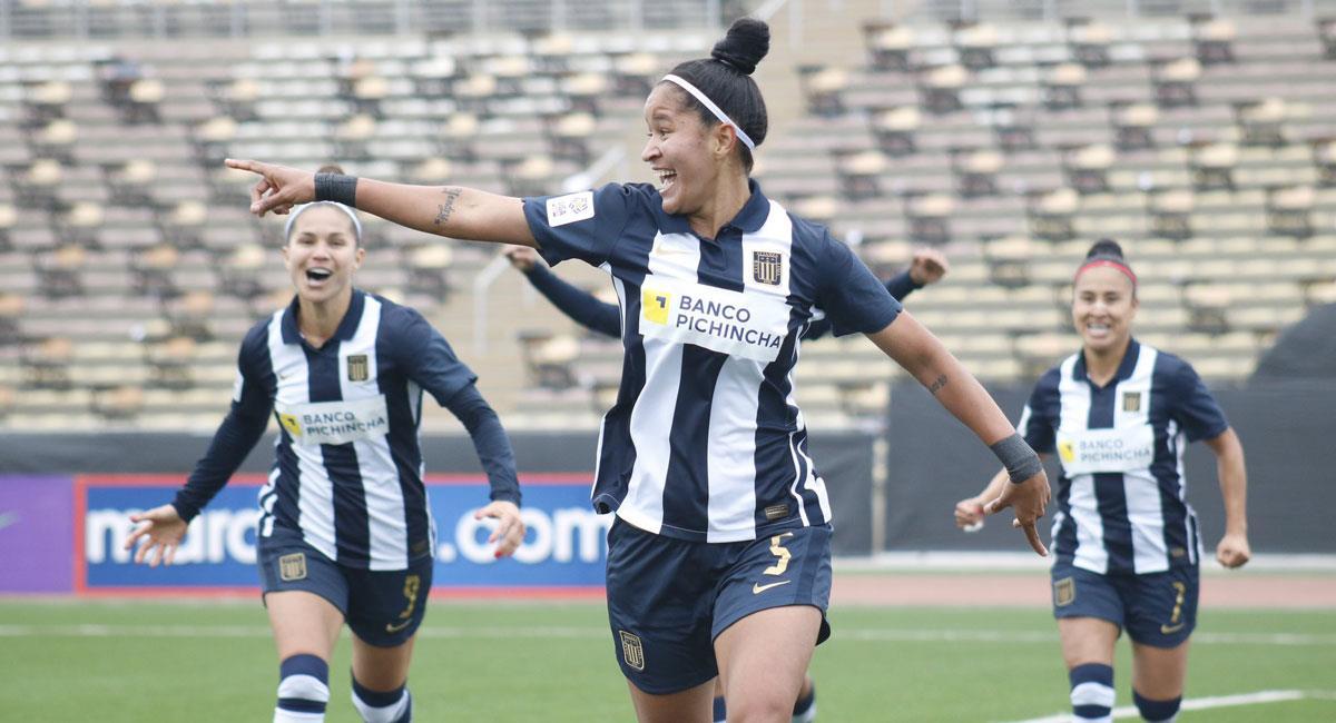 Neidy Romero puso el primero para Alianza. Foto: FPF
