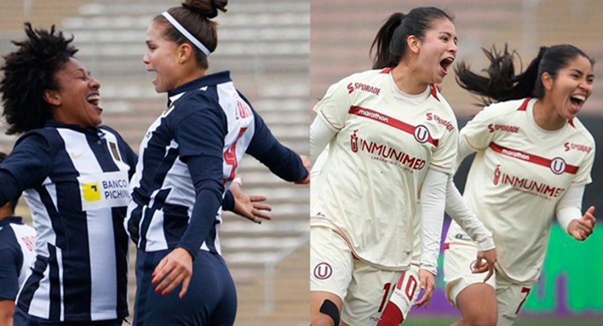 Alianza y U disputarán final femenina 2021. Foto: Captura América TV