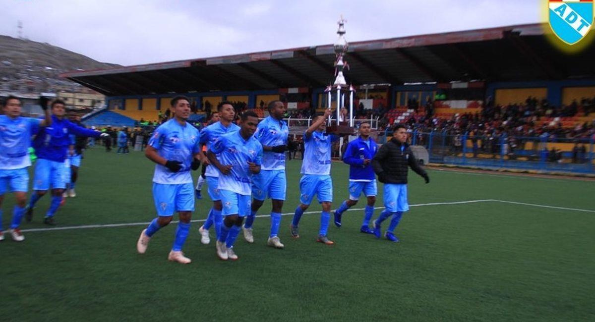 ADT de Tarma es uno de los candidatos a ganar la Copa Perú. Foto: Facebook Club ADT de Tarma