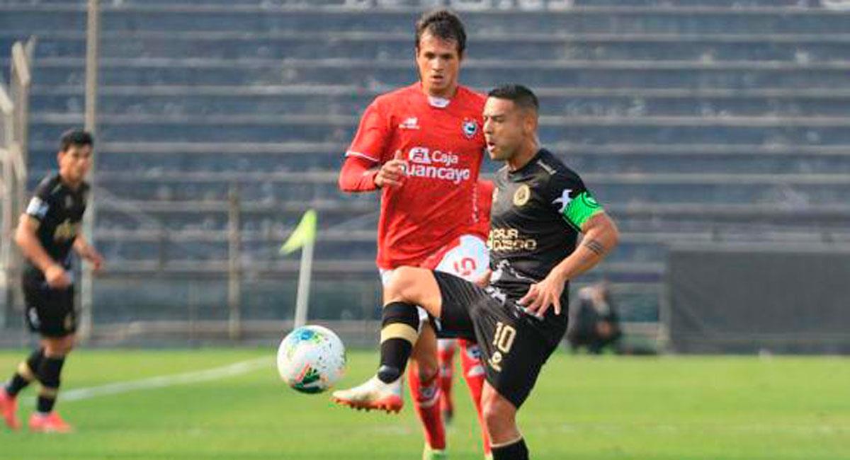 Cienciano igualó con Cusco FC en la Liga 1. Foto: FPF