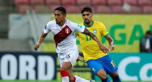 'Canchita' no jugará ante Chile