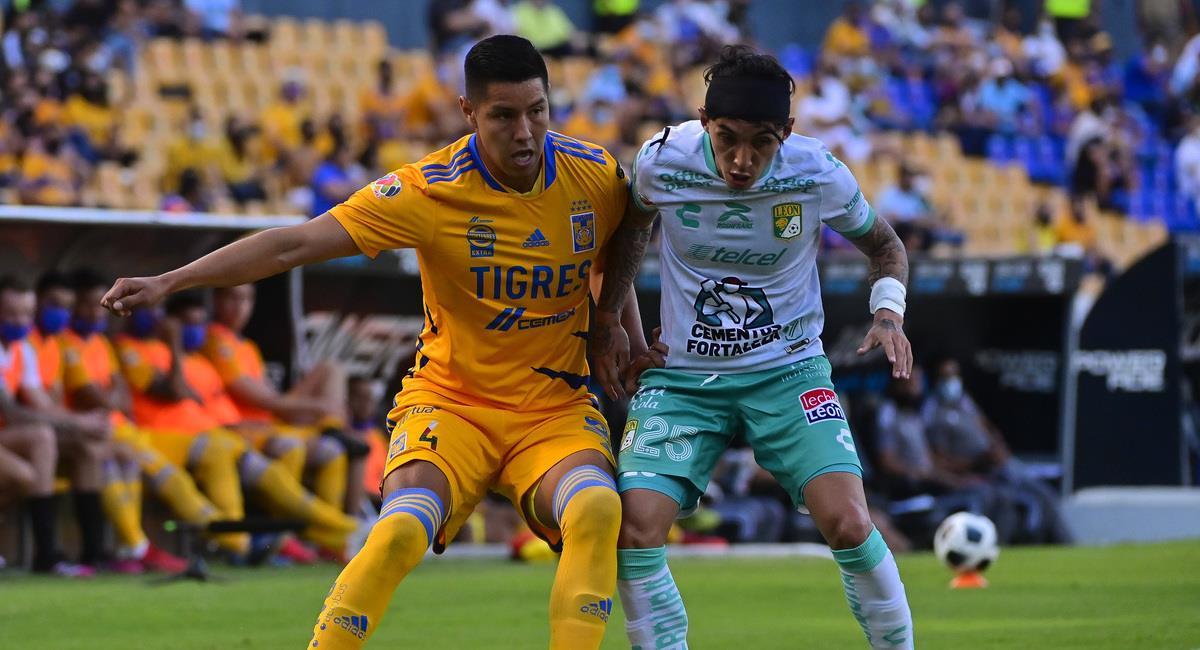 León igualó con Tigres. Foto: @clubleonfc