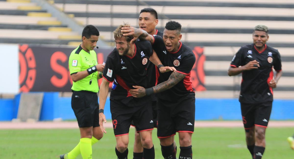 UTC ganó en el Callao. Foto: FPF