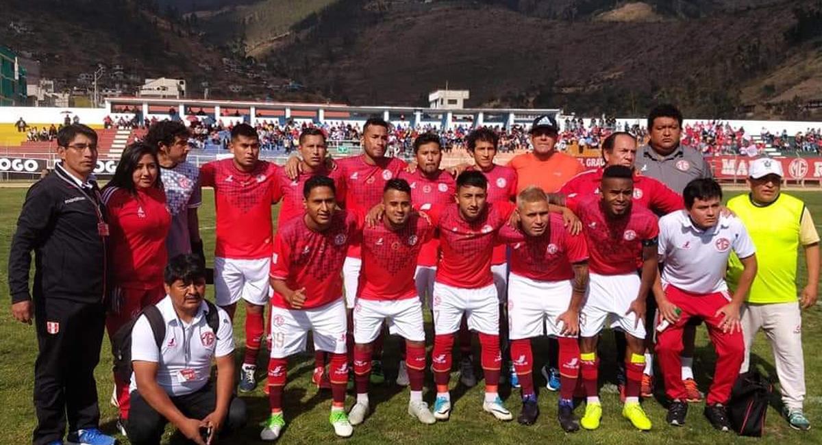 Miguel Grau de Abancay quiere ser protagonista en la Copa Perú. Foto: Facebook