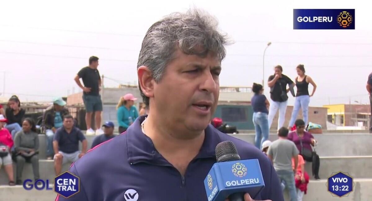 Gerardo Calero. Foto: Captura de Gol Perú