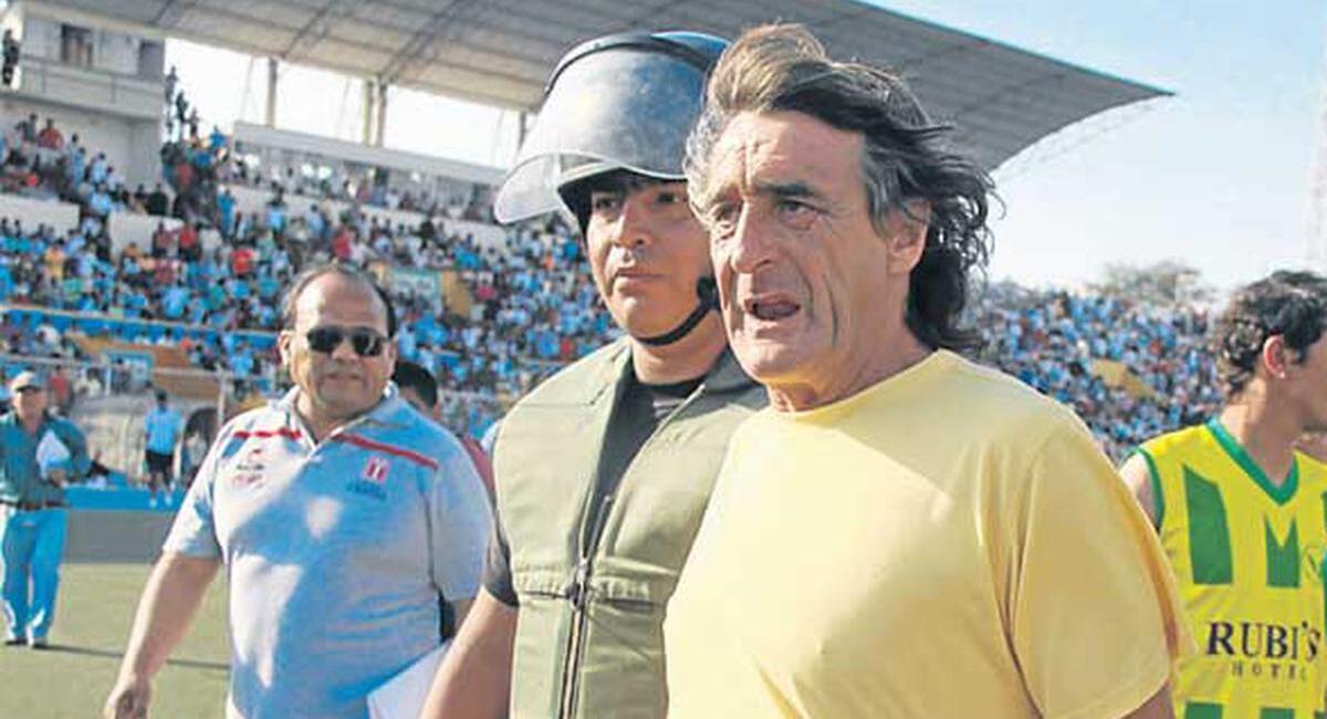 Horacio Baldessari. Foto: Correo
