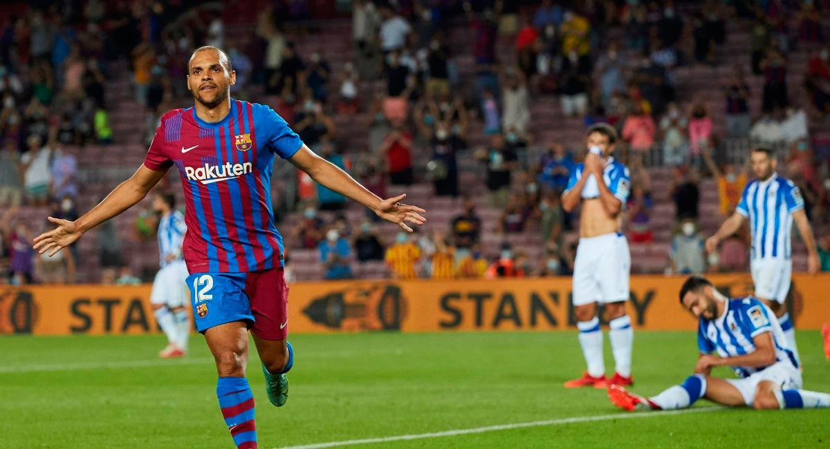 Barcelona va por el triunfo ante Bayern este martes. Foto: EFE