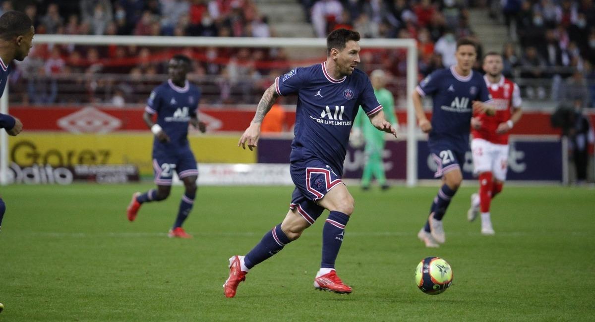 Messi jugará con el PSG. Foto: @PSG_inside