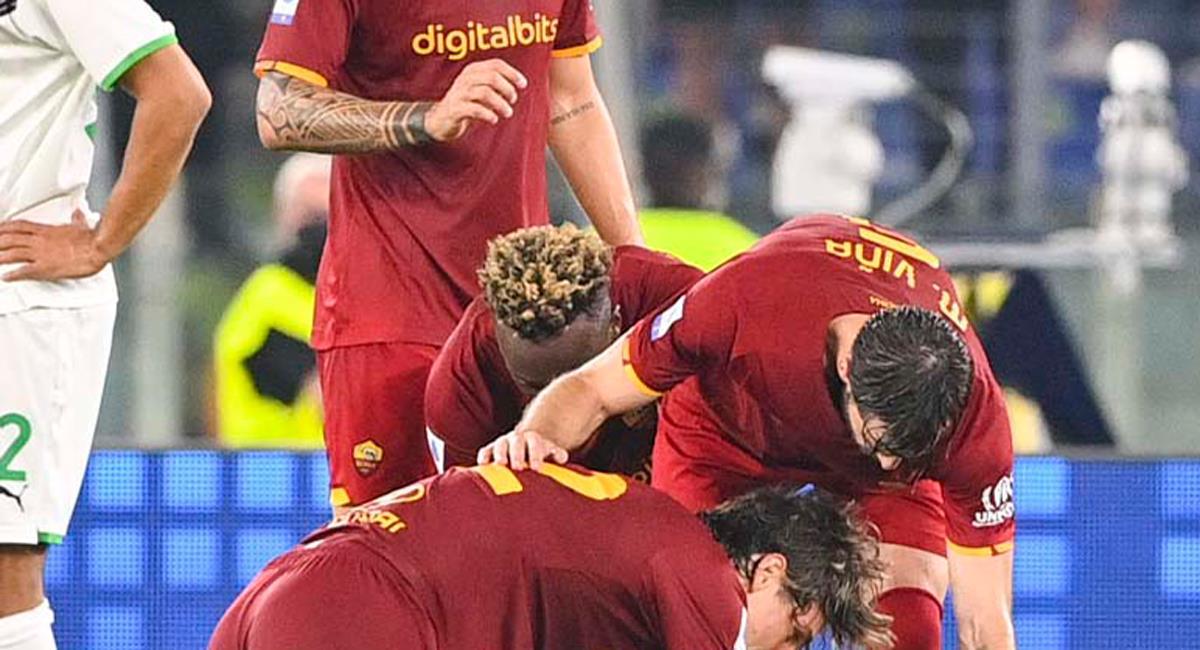 As Roma quiere iniciar con pie derecho su papel en la Europa League. Foto: Twitter @OfficialASRoma
