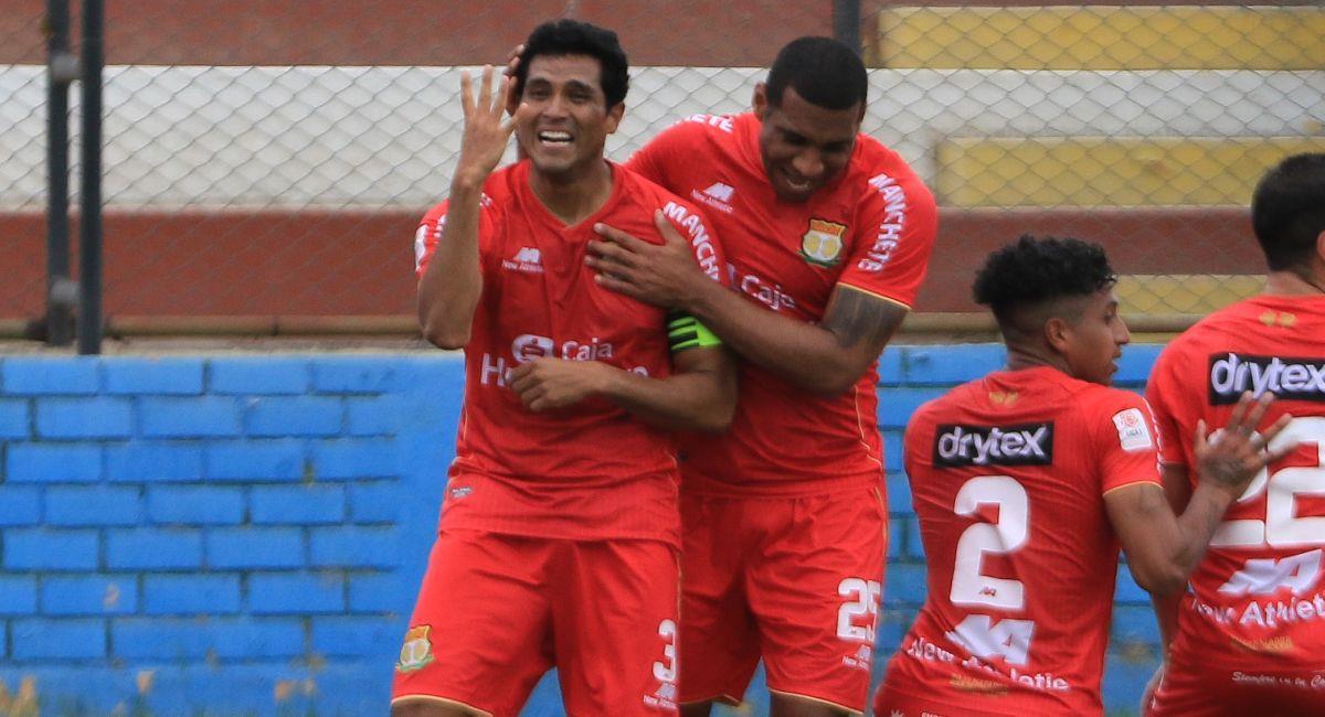 Sport Huancayo pudo ganar en la Fase 2 de la Liga 1. Foto: FPF