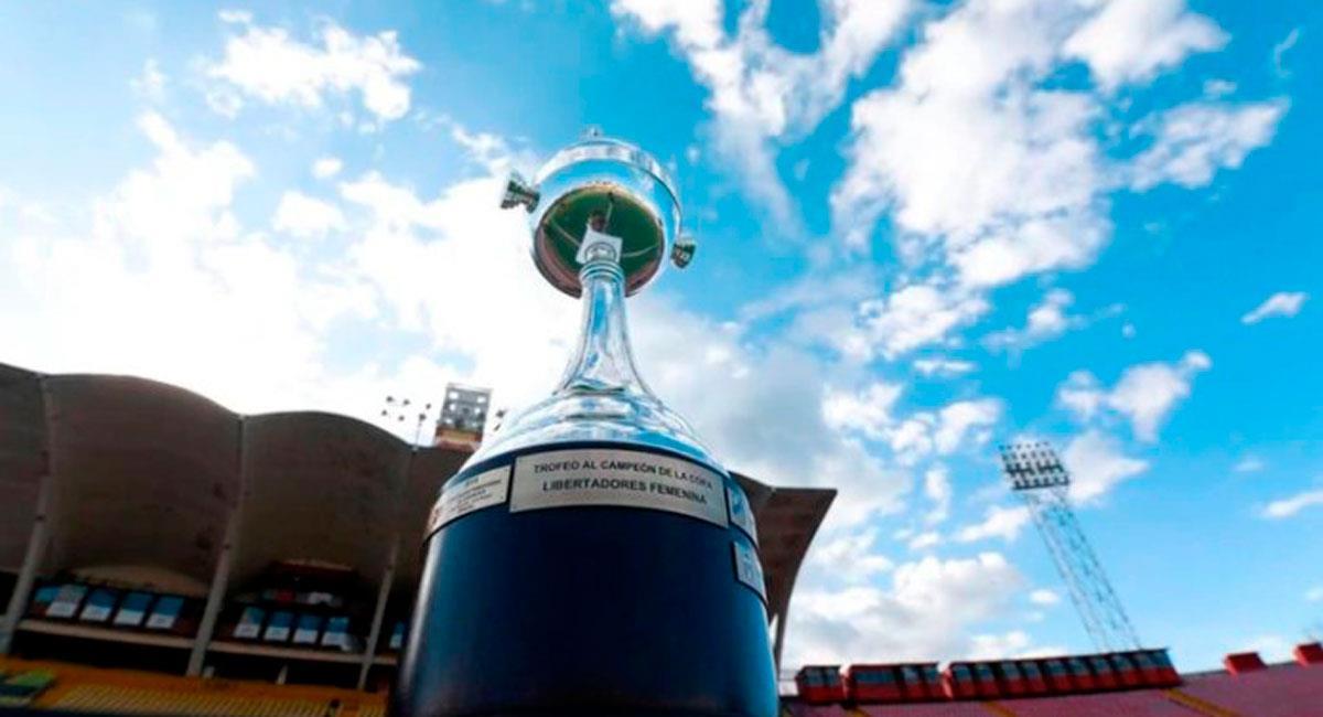 Copa Libertadores Femenina 2021 arranca en noviembre. Foto: Twitter Conmebol