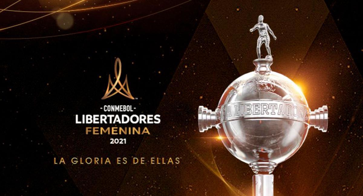 Copa Libertadores Femenina 2021. Foto: Twitter Conmebol