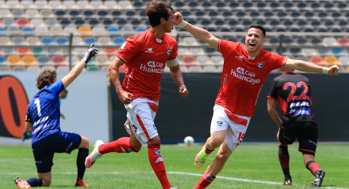Cienciano igualó con UTC por la fecha 12 de la Fase 2 de la Liga 1. Foto: FPF