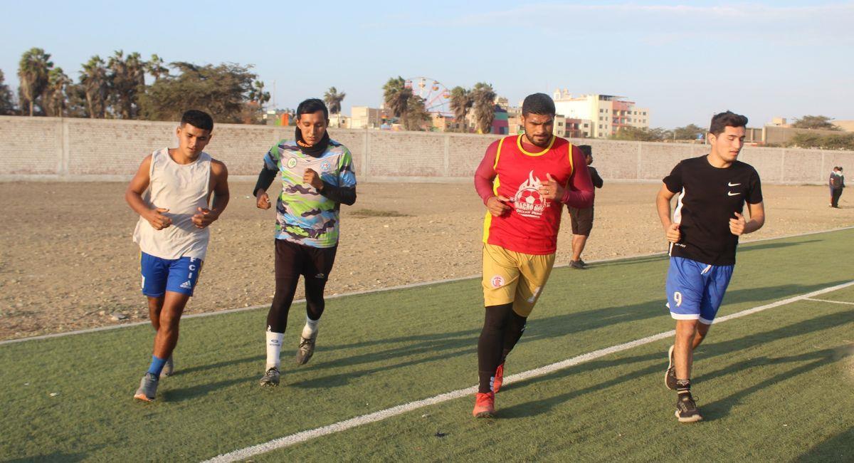 Los Caimanes sueñan con ganar la Copa Perú 2021. Foto: Facebook Club Los Caimanes