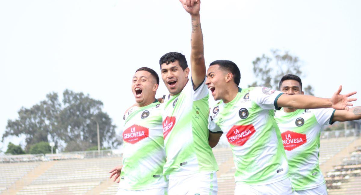 Pirata FC derrotó a Sport Chavelines en la Liga 2. Foto: FPF