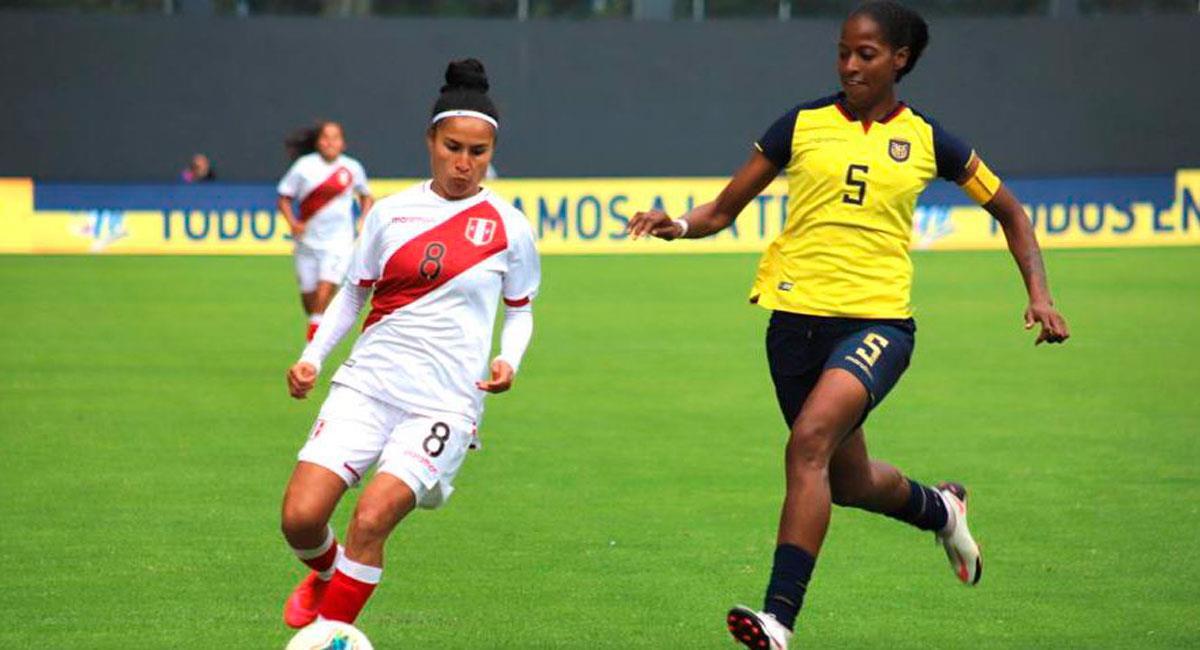Perú igualó ante Ecuador 0-0 en Quito. Foto: FPF