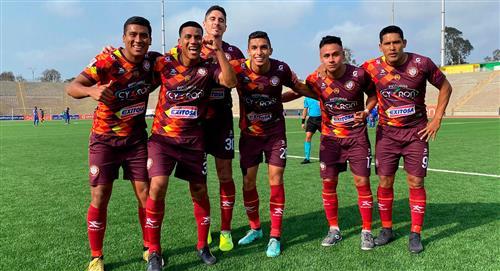 Los Chankas vencieron por la mínima a Santos FC