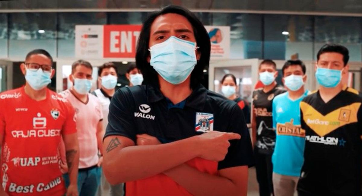 """ADFP y su campaña """"Acéptalo COVID, la vacuna fue más"""". Foto: ADFP"""