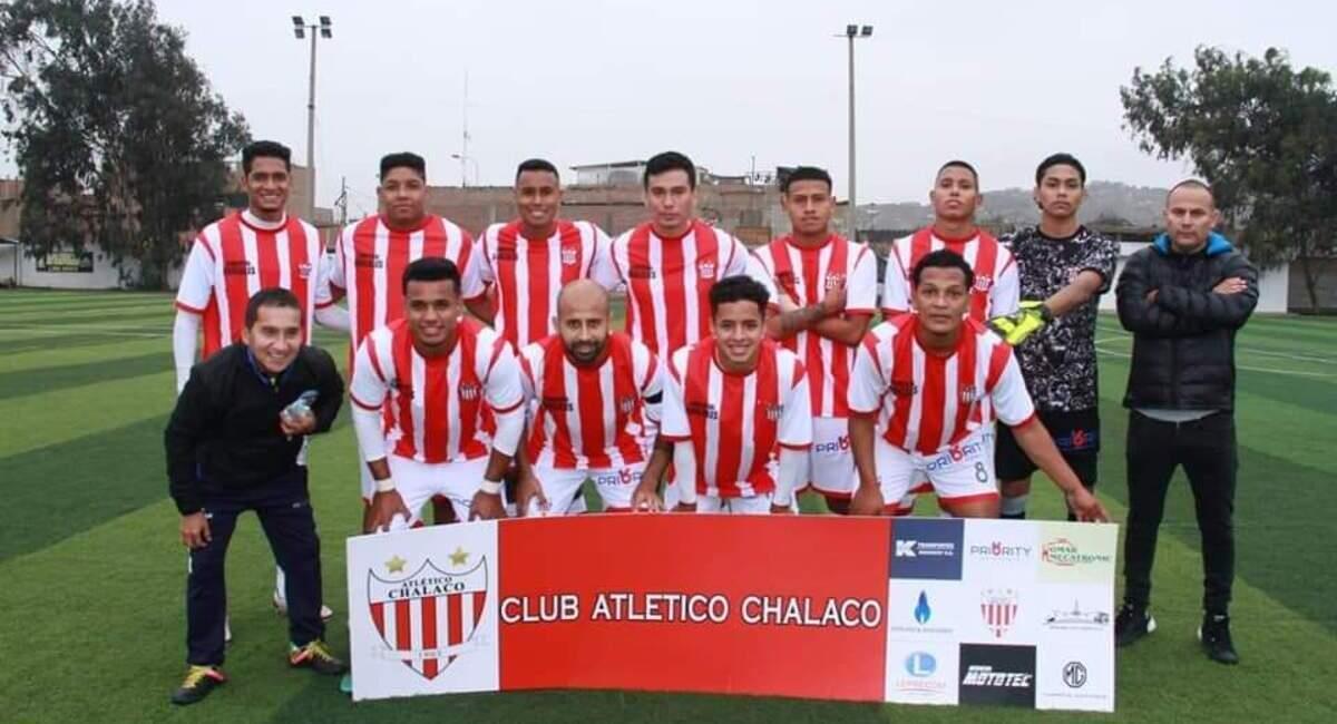 Atlético Chalaco. Foto: @jfernandezgol