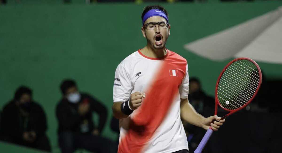 Nicolás Álvarez. Foto: Tenis al Máximo