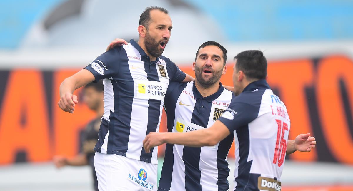 Alianza jugará con Melgar. Foto: FPF