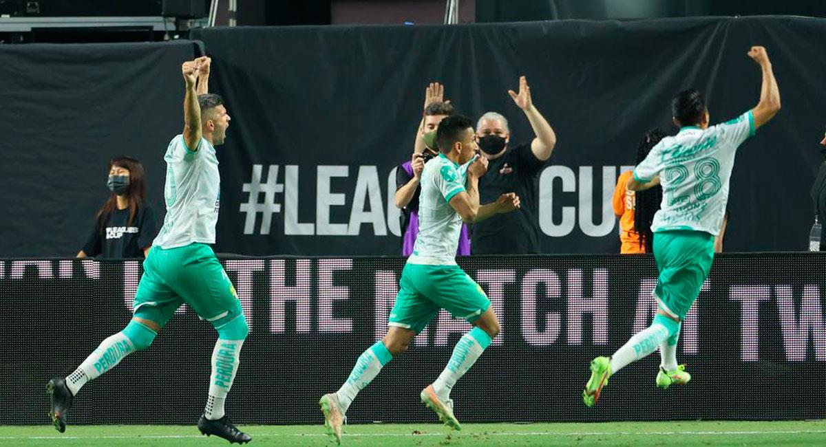 León campeón de la Leagues Cup. Foto: Mexsport
