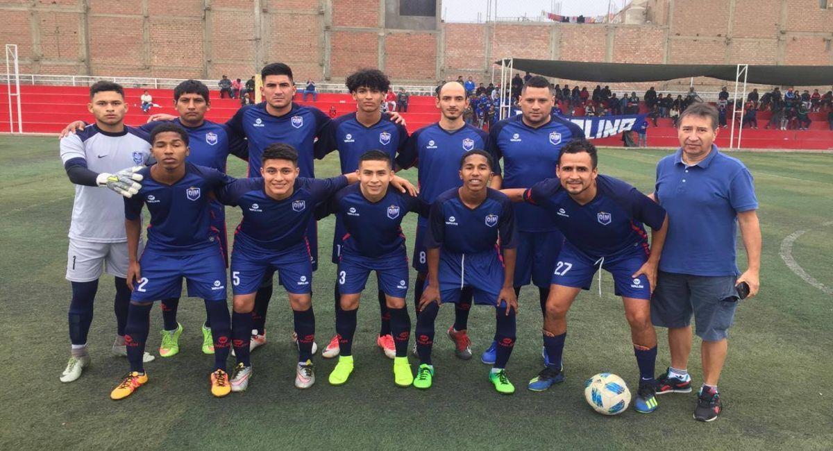 DIM de Miraflores quiere destacar en la Copa Perú. Foto: Facebook Club DIM de Miraflores